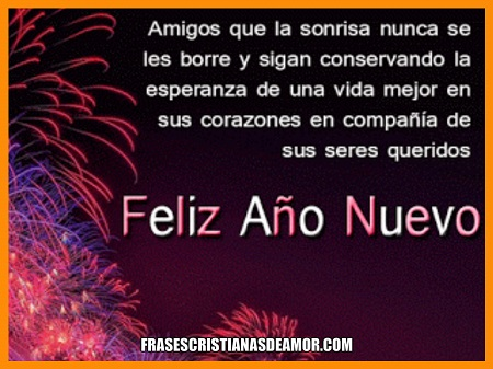 Feliz Año Nuevo Frases Para Amigo