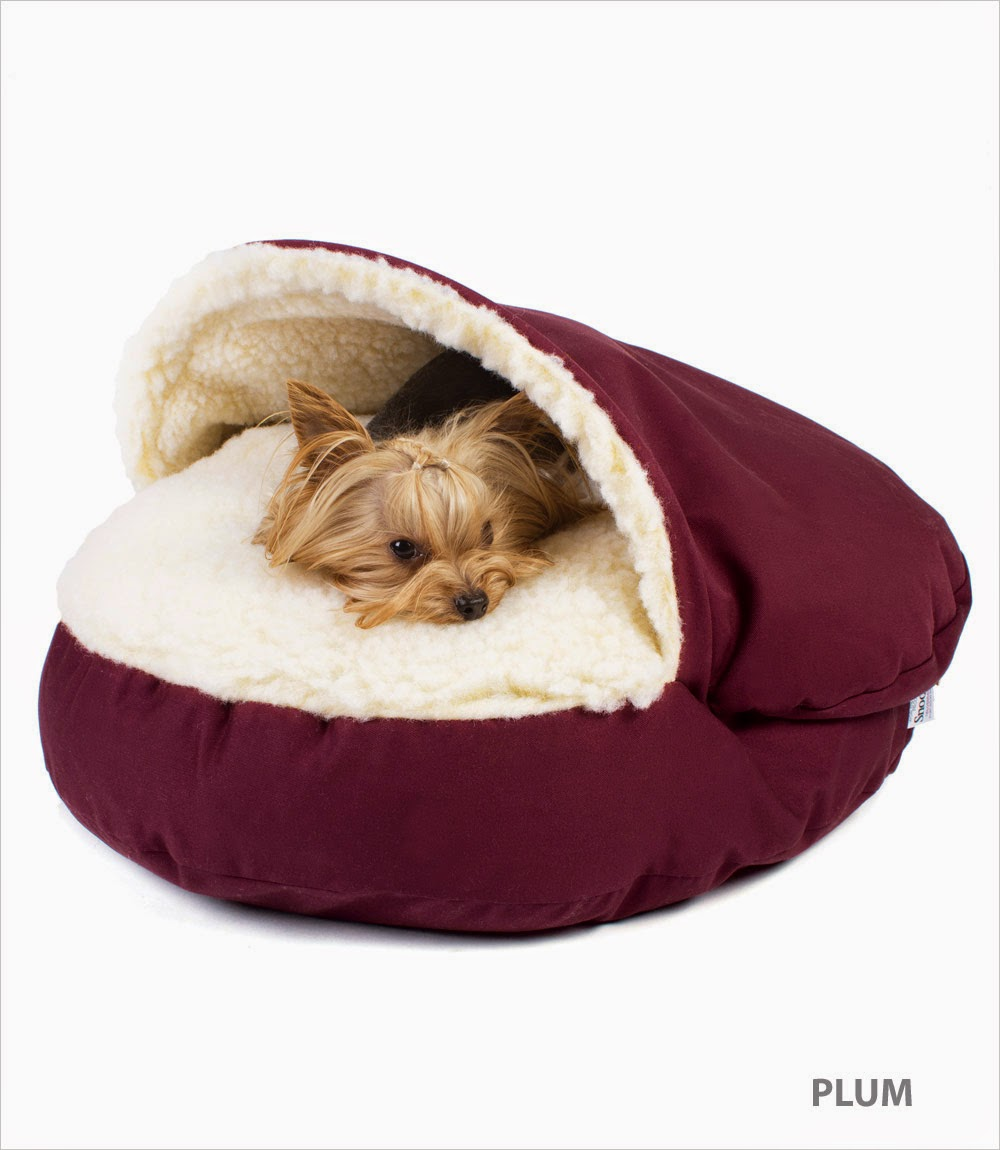 Rules of the Jungle: Designer dog beds