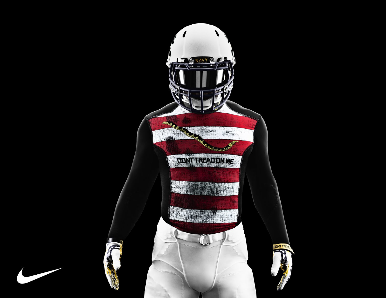 Super Punch: Army and Navy football uniforms by Nike