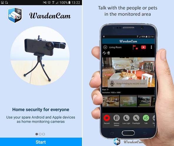 Aplikasi CCTV Android Terbaik