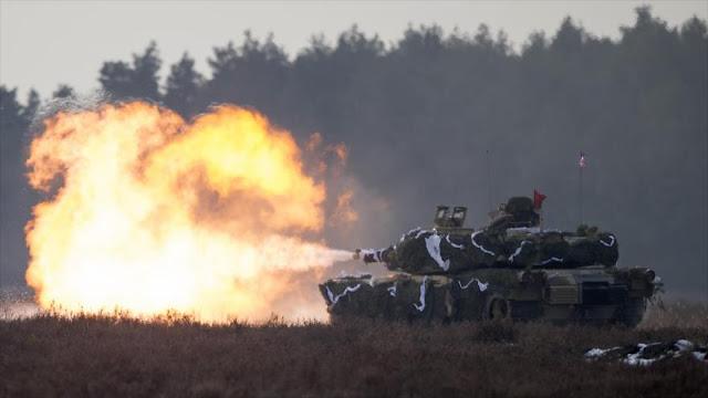Tropas de EEUU y Polonia comienzan ejercicios militares conjuntos
