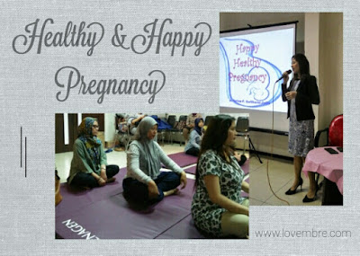 words of mine: Healthy & Happy Pregnancy