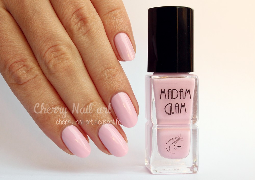 vernis madam glam happy birthday