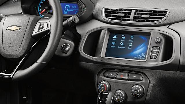 GM Onix LT 1.4 automático 2017