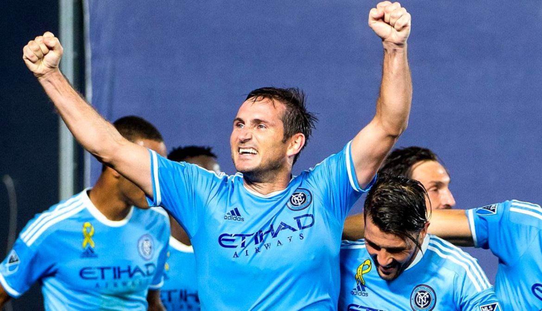 d5e3e910299 Frank Lampard NYCFC star confirms hes leaving club