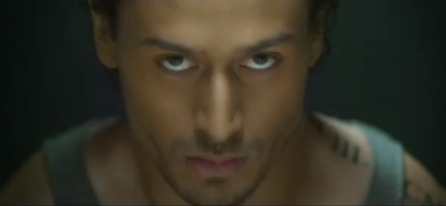 Tiger Shroff from the movie Baaghi.