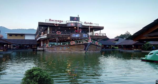 Darmaga Sunda resto