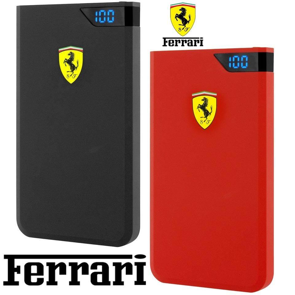 fd5cd98fd1 Carregador Portátil Ferrari - R$ 47,40 - Loucas por Promoções