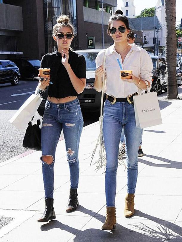 buckle belt, Kendall Jenner, cintura con doppia fibbia, double buckle belt, trend