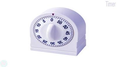 Timer, kitchen timer