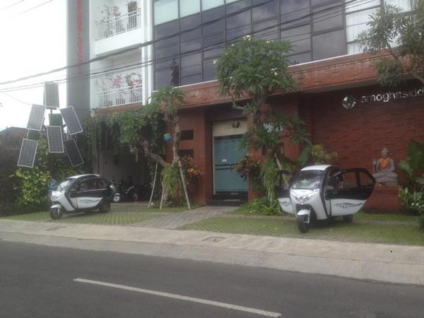 Motor Listrik Selis Sudah ada di Bali
