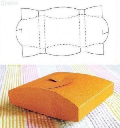 Amato 8 scatoline fai da te: stampa e crea! | Creare con la carta ♥ WC55