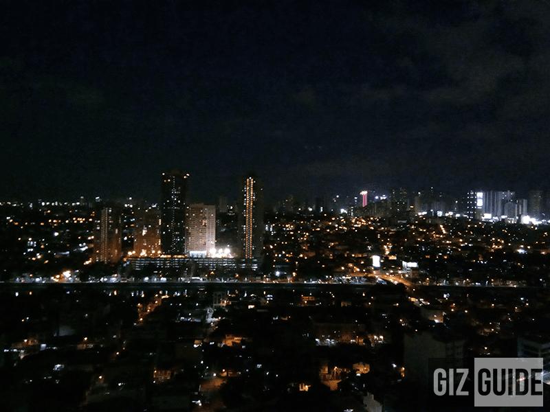 Night shot auto