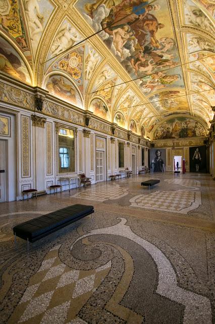 Palazzo Ducale-Mantova
