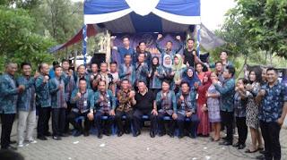Kepala KSOP Kepulau Seribu Herbert Elisa P Manurung, Syarif Bustaman ke KSOP Nunukan