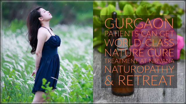 nature cure therapies in Gurgaon