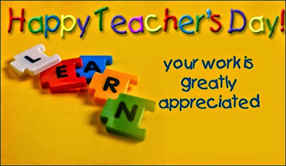 Happy World Teachers Day 2016 Images - World Teachers Day Images ...