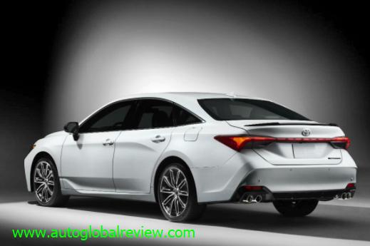 2019 Toyota Avalon Specs Release Date