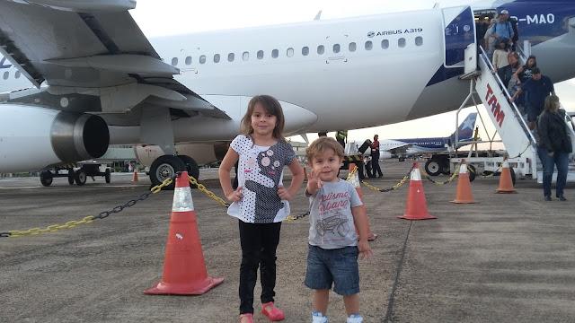 Foz do Iguaçu com crianças