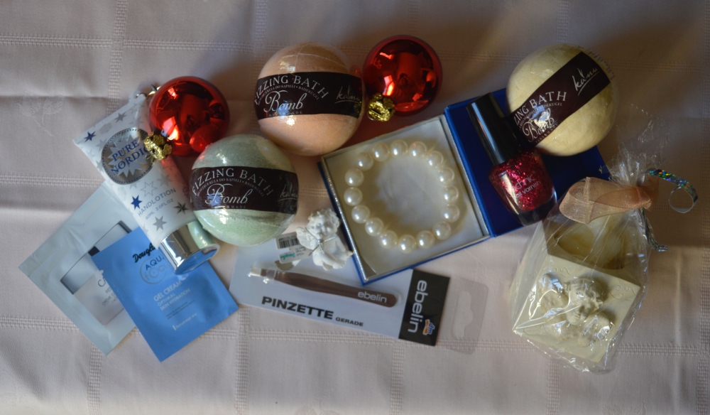 Nikolaus Give Away on ANNIES BEAUTY HOUSE with rafflecopter