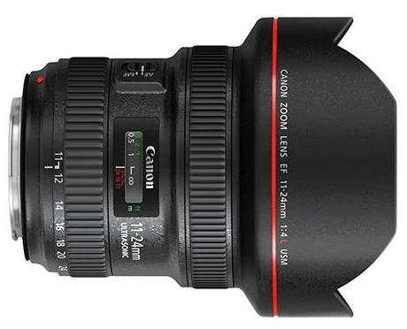 Canon EF 11-24mm f/4L USM Lens: Professional / Consumer Reviews