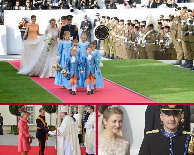 Atualizados+recentemente2919 - Casamento Real - Príncipe Guillaume do Luxemburgo ♥ Condessa Stéphanie de Lannoy