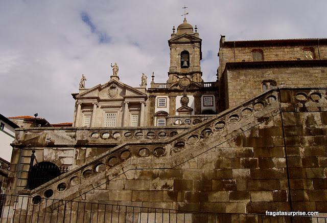 Igreja de São Francisco, Porto, Portugal