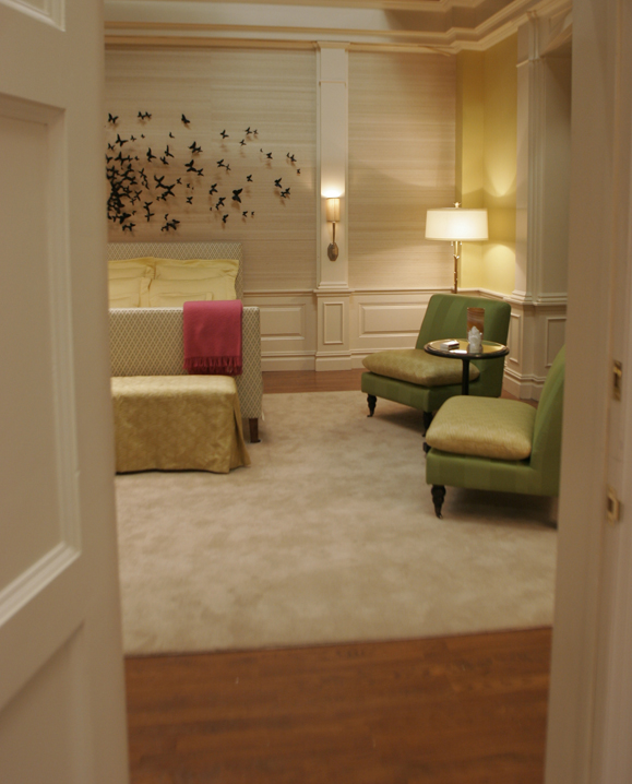 blog da arquiteta gossip girl quarto da serena na casa da blair. Black Bedroom Furniture Sets. Home Design Ideas