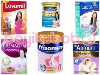 Harga Susu Ibu Hamil