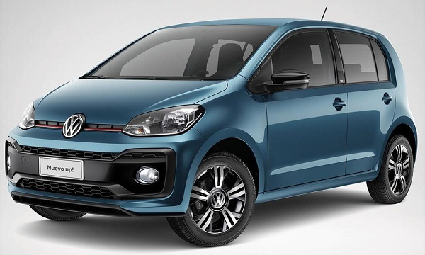 Ficha Técnica: Volkswagen Up! 1.0 TSi Pepper
