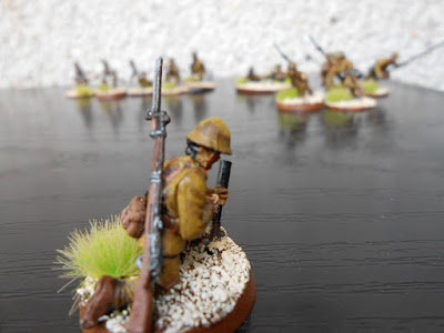 bolt action mortero japonés