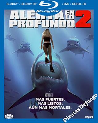 Alerta En Lo Profundo 2 (2018) HD 1080P Latino