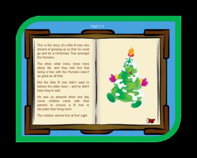 http://www.santagames.net/stories/little-christmas-tree/default.htm