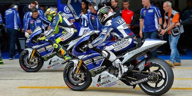 Kalah di Aragon. Yamaha : Kami Punya Masalah Sejak Jumat