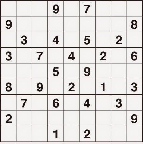 google code jammer: Sudoku Solver
