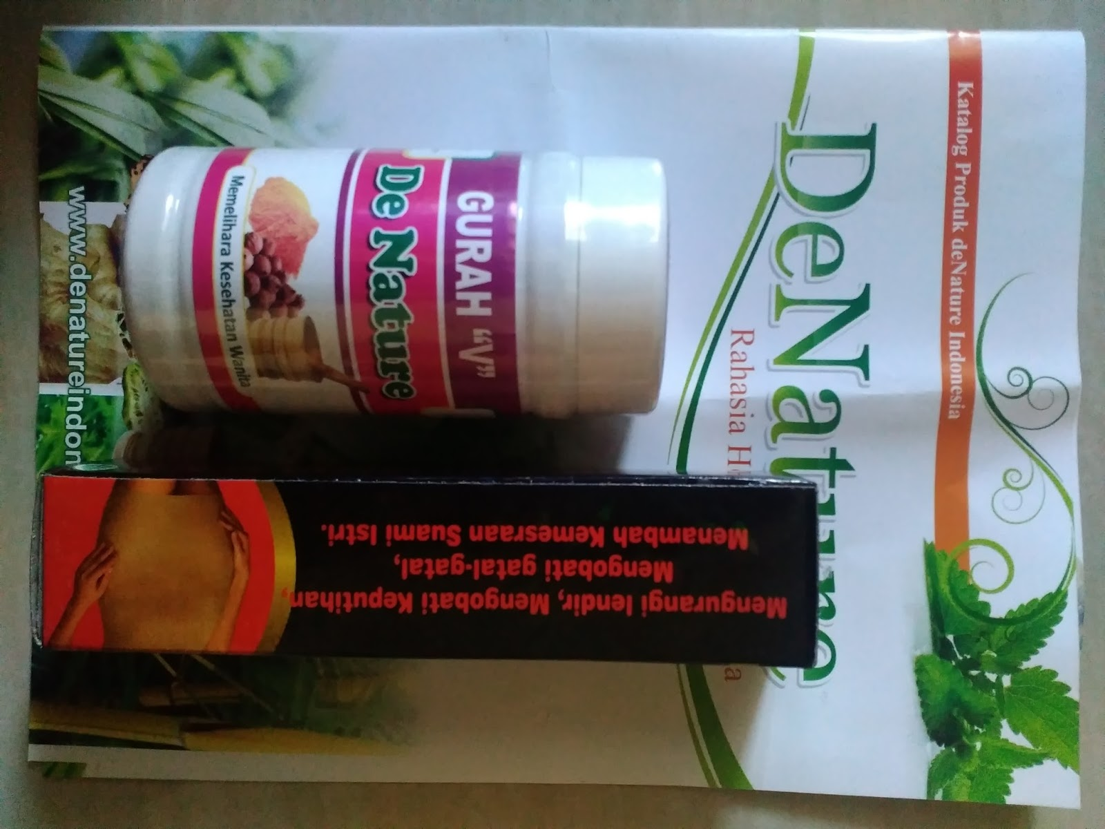 obat herbal keputihan bau