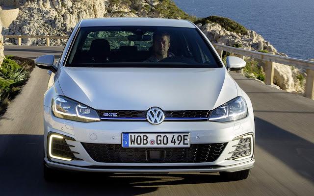 VW Golf GTE 2020 Brasil