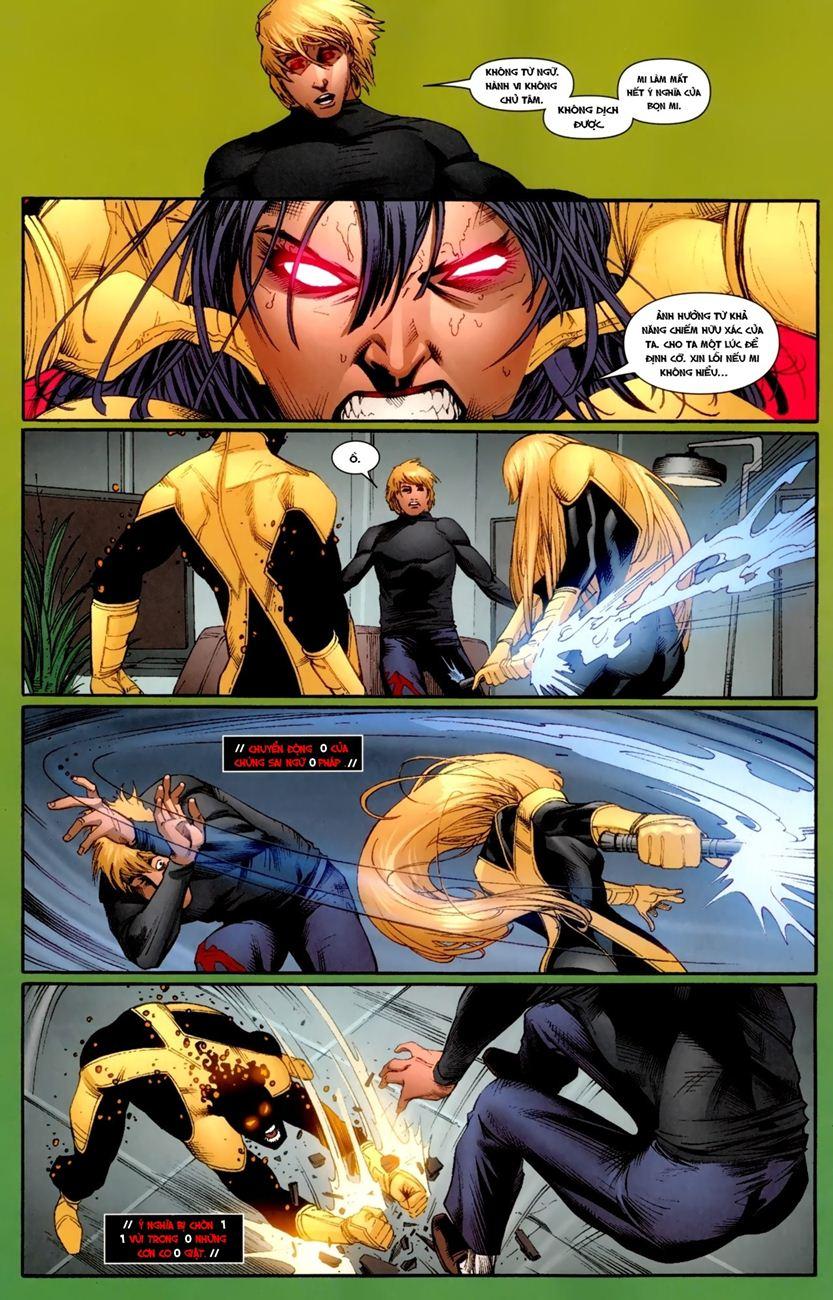 X-Men Necrosha chap 2 trang 18