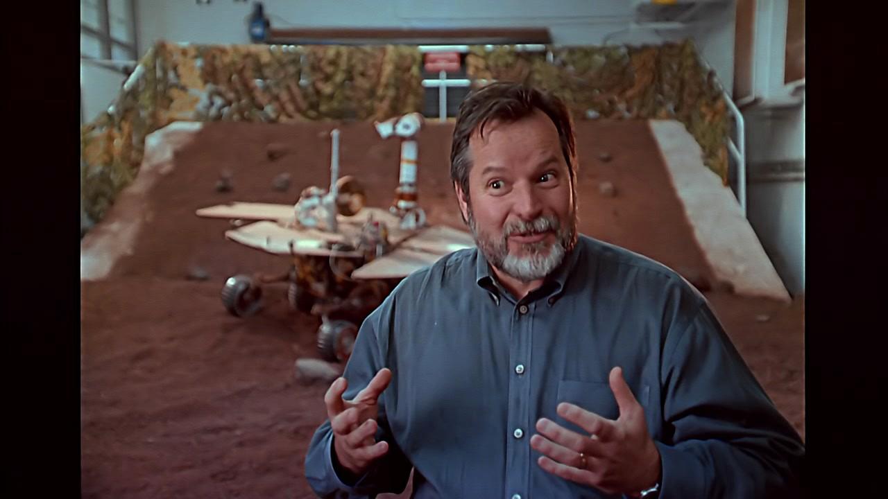 IMAX: Roving Mars (2006) BDRip 720p HD Imagenes Screenshot