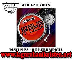 Lagu Rohani Reggae - Ku Berbahagia (Disciples) Saykoji