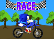 Cross Sonic Race