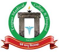 Tezpur Medical College recruitment