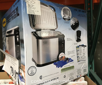 Costco 1886571 - Butterball Indoor Electric Turkey Fryer XL - a change of pace for Thanksgiving