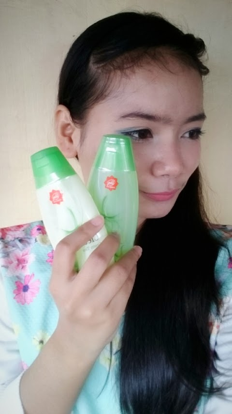 Review Viva Face Tonic Green Tea