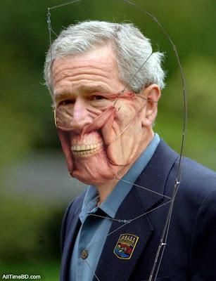 USA Bush funny photo 2011