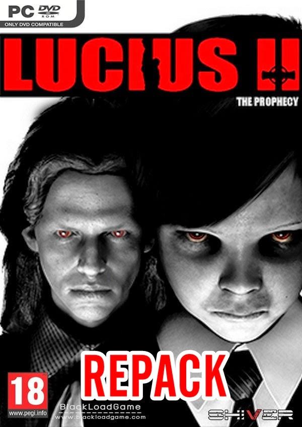 1 LINK ISO) - LUCIUS II - R G  REVENANTS [REPACK] - 2015