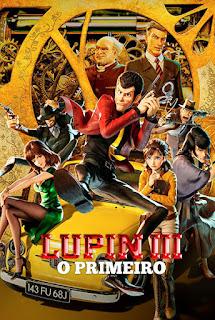 Lupin III: O Primeiro - HDRip Dual Áudio