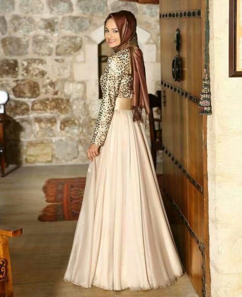Foto Model Baju Kebaya Muslim Modern Untuk Wisuda Terbaru