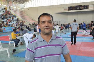 Luiz Otávio Oliveira, Secretário de Esportes, ressalta o desenvolvimento do Jiu-jítsu em Teresópolis