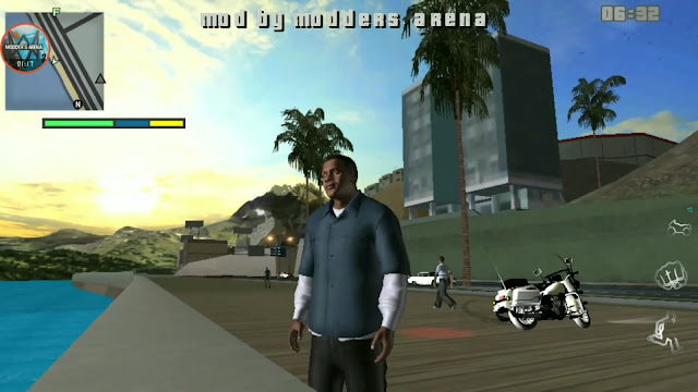 Screenshot_20170904-203100 GTA V Mod for GTA San Andreas with 4K Graphics for Android Technology
